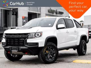 Used 2021 Chevrolet Colorado 4WD ZR2 Crew Cab 128'' Heated Seats BOSE Navigation for sale in Thornhill, ON