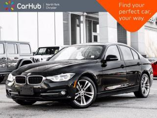 Used 2017 BMW 3 Series 320i xDrive Sedan Heated Seats Sunroof Navigation Backup Camera for sale in Thornhill, ON