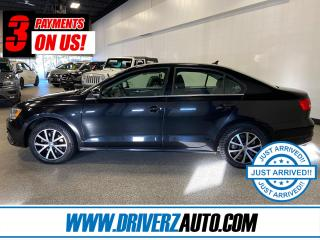 Used 2015 Volkswagen Jetta 1.8 TSI Comfortline SUNROOF, HEATED SEATS, AND MORE!! for sale in Calgary, AB