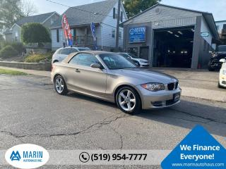 Used 2008 BMW 1 Series 128i for sale in Kitchener, ON