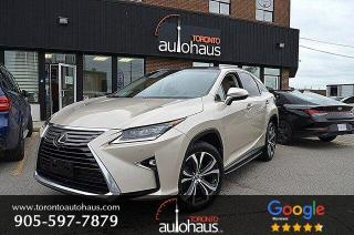 Used 2018 Lexus RX 350 EXECUTIVE I CREAM INTERIOR I TOP OF THE LINE for sale in Concord, ON