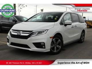 Used 2020 Honda Odyssey EX Sunroof Backup Camera Heated Seats for sale in Whitby, ON