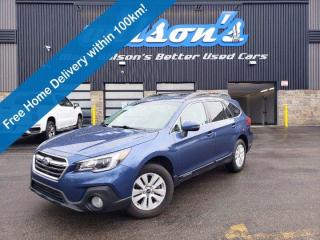 Used 2019 Subaru Outback Touring AWD - Heated + Power Seats, Reverse Camera, Power Liftgate, Bluetooth & Much More! for sale in Guelph, ON