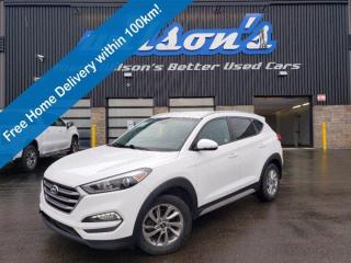 Used 2017 Hyundai Tucson Premium, Blindspot Monitor, Reverse Camera, Heated Seats + Steering & Much More! for sale in Guelph, ON