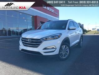 Used 2016 Hyundai Tucson Luxury HEATED FRONT/REAR SEATS, BACKUP CAMERA, NAVIGATION for sale in Calgary, AB