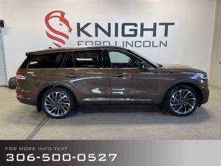 New 2022 Lincoln Aviator Reserve for sale in Moose Jaw, SK