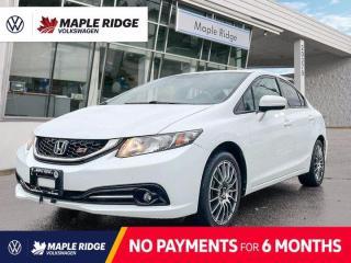 Used 2015 Honda Civic SEDAN Si for sale in Maple Ridge, BC