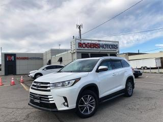 Used 2019 Toyota Highlander XLE AWD - 8 PASS - NAVI - SUNROOF - LEATHER for sale in Oakville, ON
