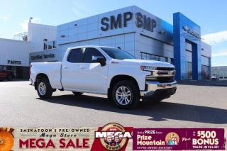 Used 2019 Chevrolet Silverado 1500 LT - 4X4, Remote Start, Heated Seats,  Z71, Trailering Pkg for sale in Saskatoon, SK