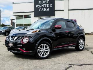 Used 2016 Nissan Juke SV   CAMERA   HEATED SEATS   BLUETOOTH for sale in Kitchener, ON