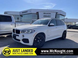 Used 2018 BMW X5 xDrive35i | Heated Steering Wheel | Navigation for sale in Winnipeg, MB