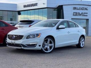 Used 2016 Volvo S60 T5 Special Edition Premier | Heated Steering Wheel | Navigation for sale in Winnipeg, MB