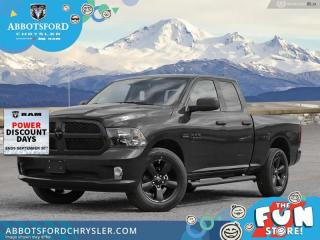 New 2021 RAM 1500 Classic Express  - $434 B/W for sale in Abbotsford, BC