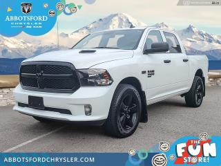Used 2020 RAM 1500 Classic Express  - Aluminum Wheels - $339 B/W for sale in Abbotsford, BC