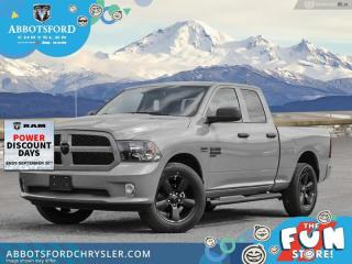 New 2021 RAM 1500 Classic Express  - $444 B/W for sale in Abbotsford, BC