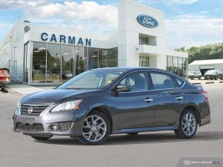 Used 2014 Nissan Sentra S for sale in Carman, MB