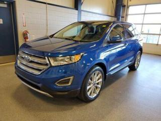 Used 2018 Ford Edge Titanium AWD for sale in Moose Jaw, SK