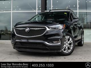 Used 2018 Buick Enclave AWD Avenir for sale in Calgary, AB