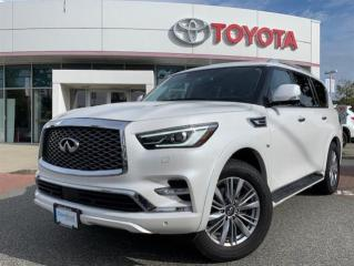 Used 2018 Infiniti QX80 7-Passenger for sale in Surrey, BC