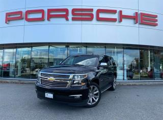 Used 2017 Chevrolet Tahoe 4x4 Premier for sale in Langley City, BC