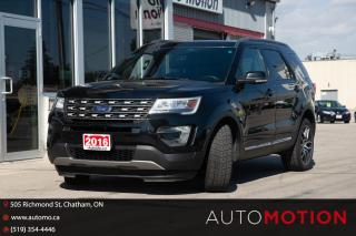 Used 2016 Ford Explorer XLT for sale in Chatham, ON