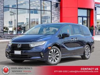 New 2022 Honda Odyssey EX-L RES for sale in Huntsville, ON