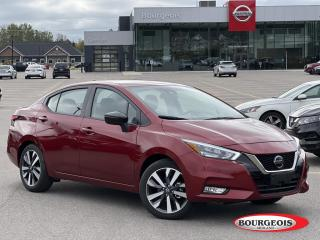 New 2021 Nissan Versa SR for sale in Midland, ON