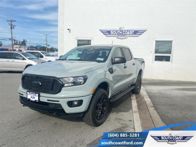2021 Ford Ranger XLT  - $296 B/W
