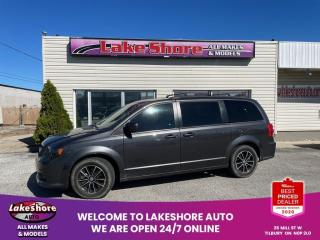 Used 2018 Dodge Grand Caravan GT LEATHER for sale in Tilbury, ON