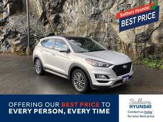 Used 2019 Hyundai Tucson Preferred w/Trend Package One owner no accidents! for sale in Sudbury, ON