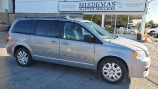 Used 2014 Dodge Grand Caravan SXT for sale in Mono, ON