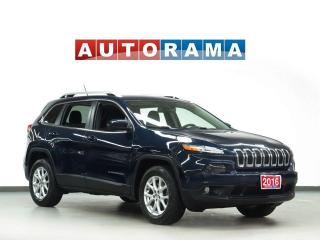 Used 2016 Jeep Cherokee North 4WD for sale in Toronto, ON