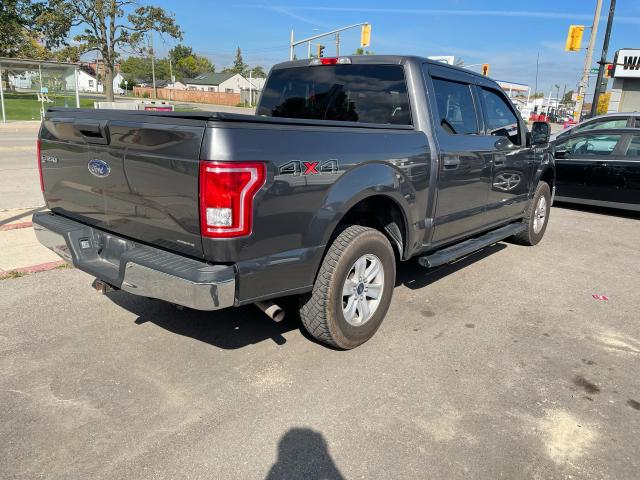 2015 Ford F-150 XLT**LEATHER**BLUETOOTH Photo4