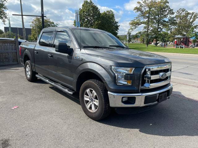 2015 Ford F-150 XLT**LEATHER**BLUETOOTH Photo3