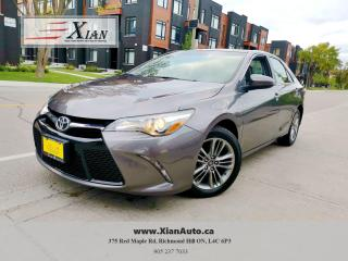 Used 2016 Toyota Camry SE for sale in Richmond Hill, ON