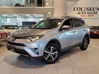 Used 2016 Toyota RAV4 XLE AWD CAMERA-ROOF-ALLOYS-HEATED SEATS for sale in Toronto, ON