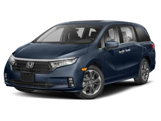 New 2022 Honda Odyssey Touring ODYSSEY 5 DOORS for sale in Woodstock, ON