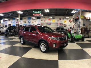 Used 2014 Kia Sorento AUTO P/SUNROOF  LEATHER  H/SEATS BLUETOOTH for sale in North York, ON