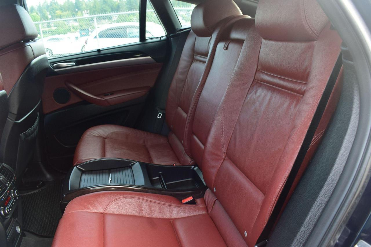 2011 BMW X6 xDrive35i
