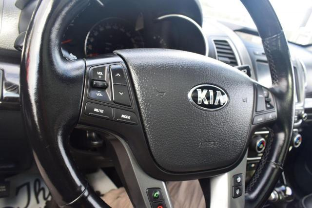 2015 Kia Sorento SX V6