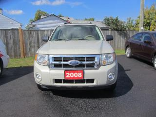 Used 2008 Ford Escape for sale in Hamilton, ON