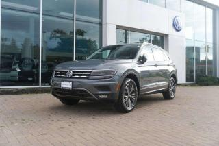 Used 2020 Volkswagen Tiguan Highline for sale in Pickering, ON