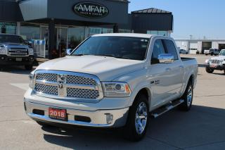 Used 2018 RAM 1500 Laramie for sale in Tilbury, ON