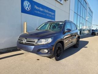 Used 2014 Volkswagen Tiguan TRENDLINE   AWD   HTD SEATS   BLUETOOTH   PWR PKG for sale in Edmonton, AB