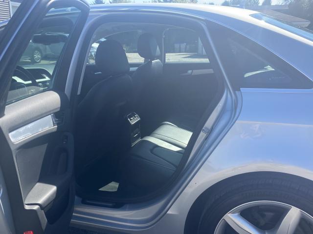 2012 Audi A4 2.0T PREMIUM Photo9