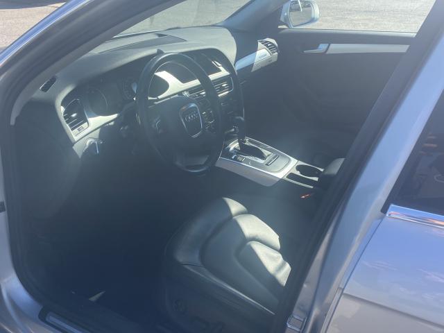 2012 Audi A4 2.0T PREMIUM Photo10