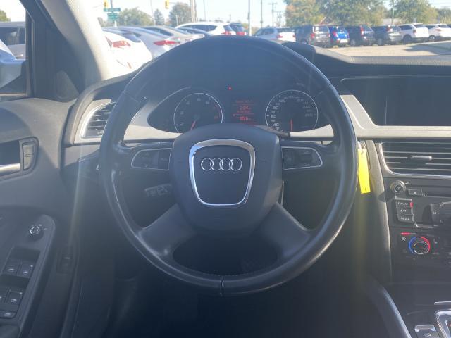 2012 Audi A4 2.0T PREMIUM Photo12