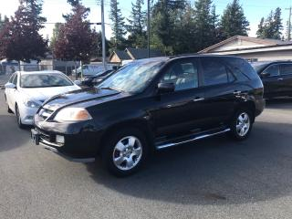 Used 2005 Acura MDX Sport for sale in Abbotsford, BC