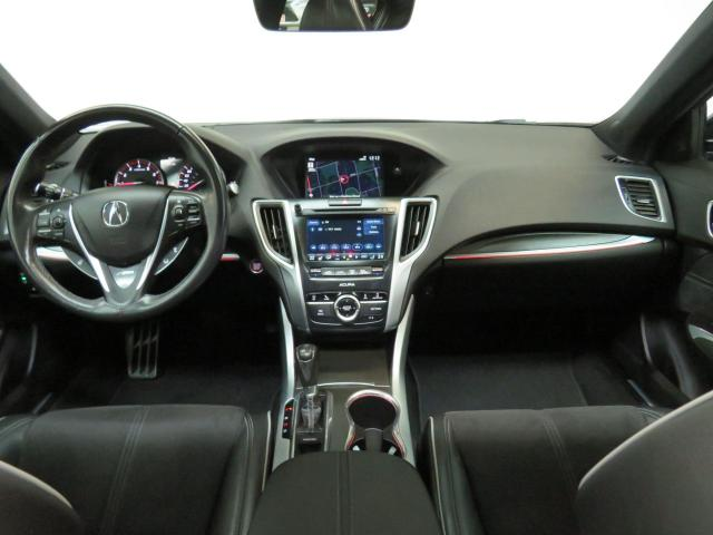 2018 Acura TLX Tech A-Spec Navigation Leather SunRoof