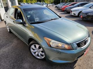 Used 2008 Honda Accord EX-L/AUTO/LEATHER/ROOF/LOADED/ALLOYS for sale in Scarborough, ON